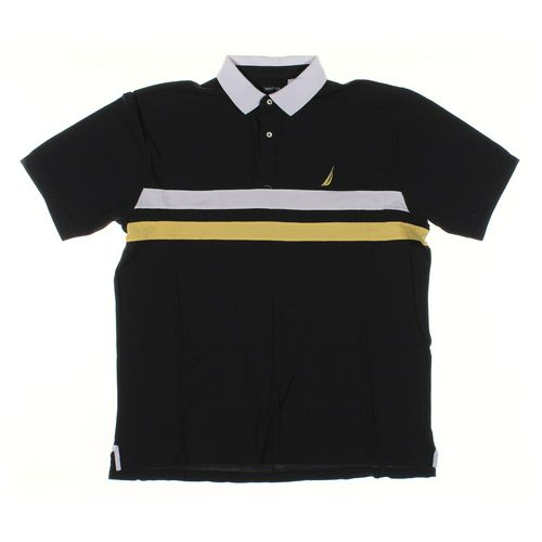 Nautica Short Sleeve Polo Shirt in size 3XL at up to 95% Off - Swap.com
