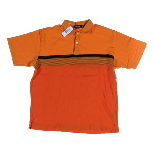 Nautica Short Sleeve Polo Shirt in size XL at up to 95% Off - Swap.com