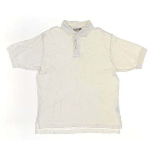 Nicklaus Short Sleeve Polo Shirt in size L at up to 95% Off - Swap.com