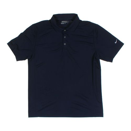 NIKE Short Sleeve Polo Shirt in size L at up to 95% Off - Swap.com