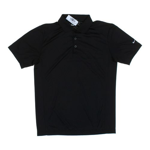 NIKE Short Sleeve Polo Shirt in size M at up to 95% Off - Swap.com