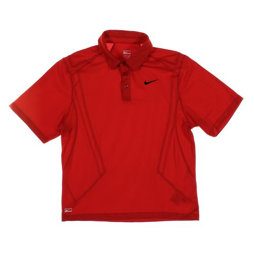 NIKE Short Sleeve Polo Shirt in size S at up to 95% Off - Swap.com