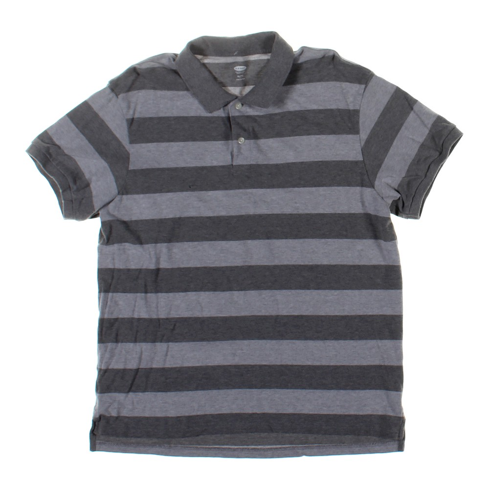 d6fa9ff8cb361 Old Navy Short Sleeve Polo Shirt in size XL at up to 95% Off -
