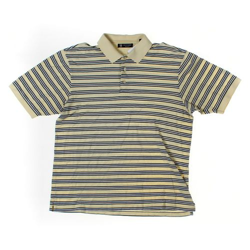Oxford Golf Short Sleeve Polo Shirt in size L at up to 95% Off - Swap.com