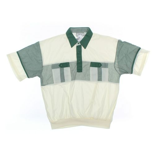 Palmland Short Sleeve Polo Shirt in size L at up to 95% Off - Swap.com