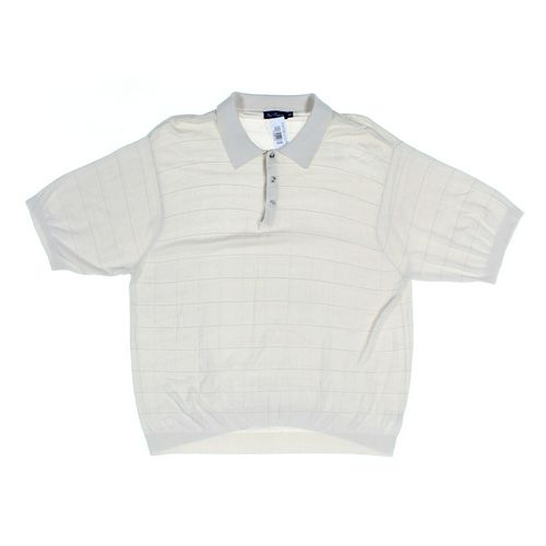 PAUL FREDRICK Short Sleeve Polo Shirt in size XL at up to 95% Off - Swap.com