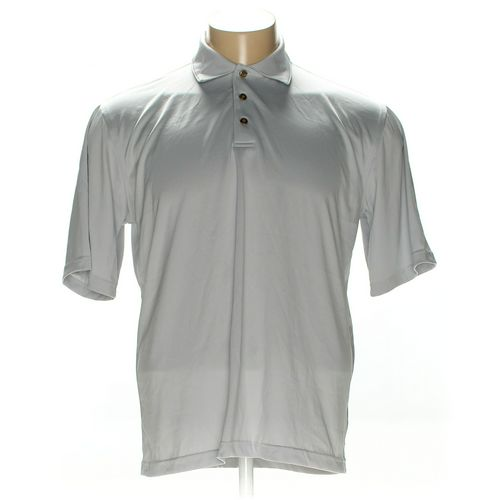 PEBBLE BEACH Short Sleeve Polo Shirt in size XL at up to 95% Off - Swap.com