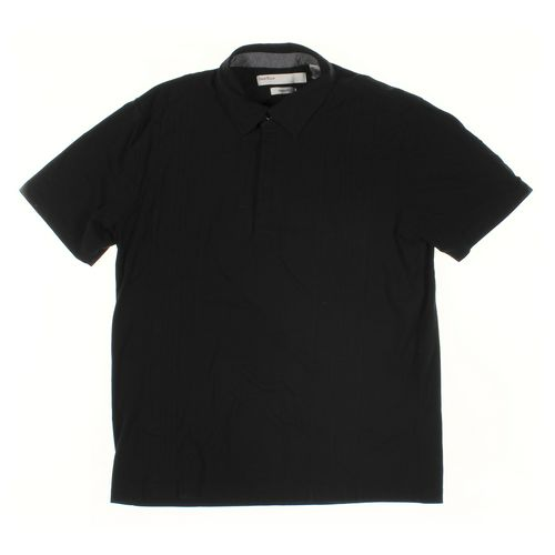 Perry Ellis Short Sleeve Polo Shirt in size L at up to 95% Off - Swap.com