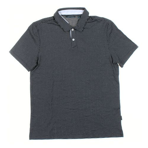 Perry Ellis Short Sleeve Polo Shirt in size M at up to 95% Off - Swap.com