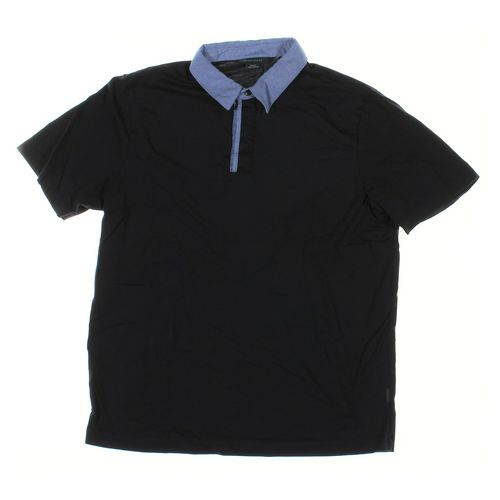 Perry Ellis Short Sleeve Polo Shirt in size XL at up to 95% Off - Swap.com