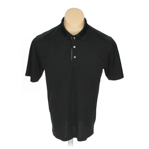 PGA TOUR Short Sleeve Polo Shirt in size L at up to 95% Off - Swap.com