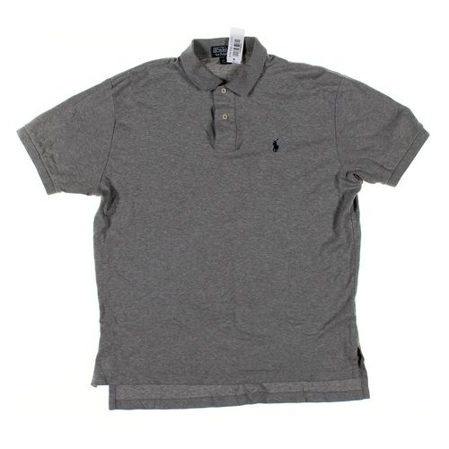 Polo by Ralph Lauren Short Sleeve Polo Shirt in size L at up to 95% Off - Swap.com