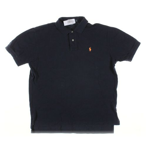 Polo Ralph Lauren Short Sleeve Polo Shirt in size L at up to 95% Off - Swap.com