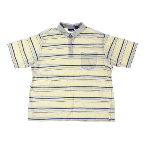 Puritan Short Sleeve Polo Shirt in size 3XL at up to 95% Off - Swap.com