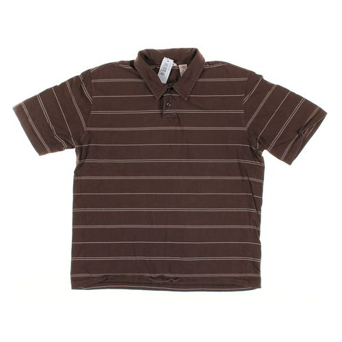 Quiksilver Short Sleeve Polo Shirt in size L at up to 95% Off - Swap.com