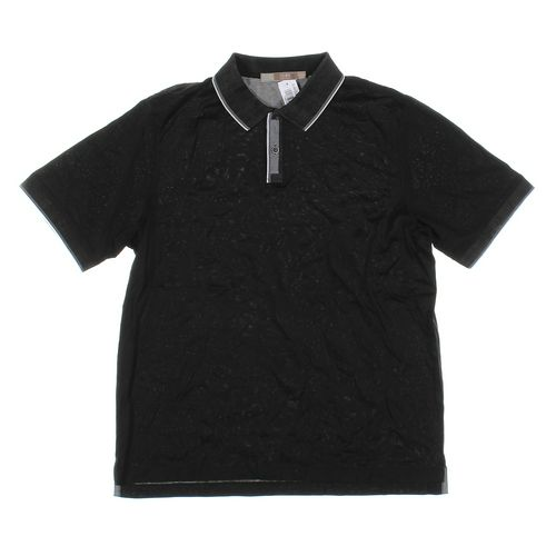 Raffi Short Sleeve Polo Shirt in size L at up to 95% Off - Swap.com