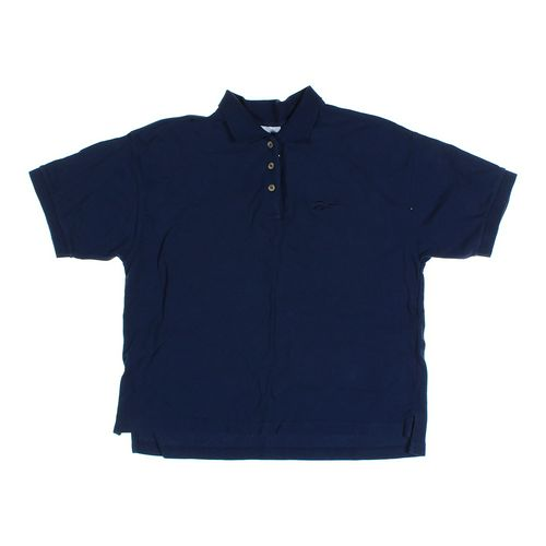 """Reebok Short Sleeve Polo Shirt in size 36"""" Chest at up to 95% Off - Swap.com"""