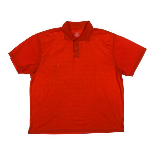 SADDLEBRED Short Sleeve Polo Shirt in size 2XL at up to 95% Off - Swap.com