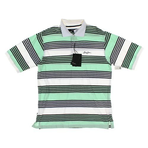 Sean John Short Sleeve Polo Shirt in size XL at up to 95% Off - Swap.com