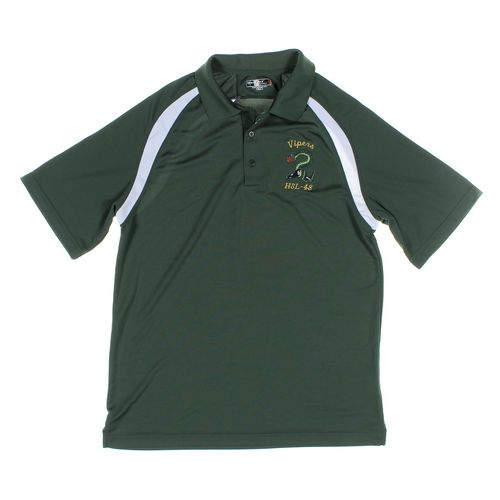 Sport-Tek Short Sleeve Polo Shirt in size L at up to 95% Off - Swap.com
