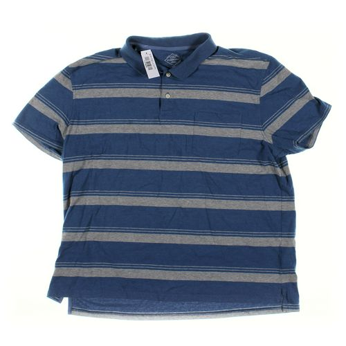 St. John's Bay Short Sleeve Polo Shirt in size XXL at up to 95% Off - Swap.com