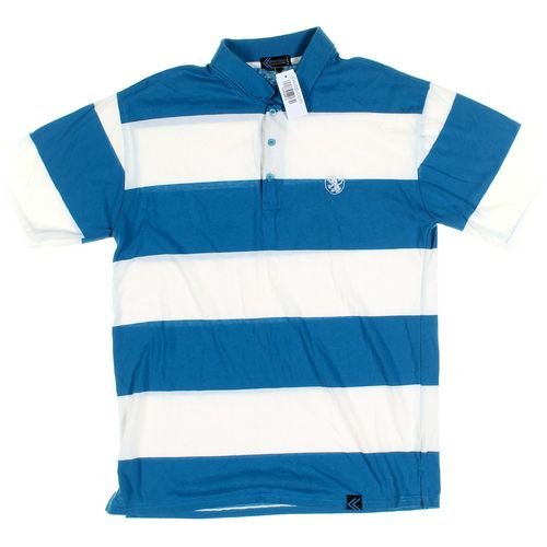 Street Rules Clothing Short Sleeve Polo Shirt in size L at up to 95% Off - Swap.com