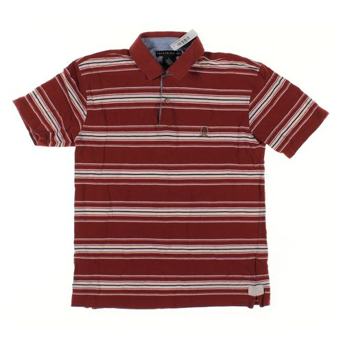 Tommy Hilfiger Short Sleeve Polo Shirt in size L at up to 95% Off - Swap.com