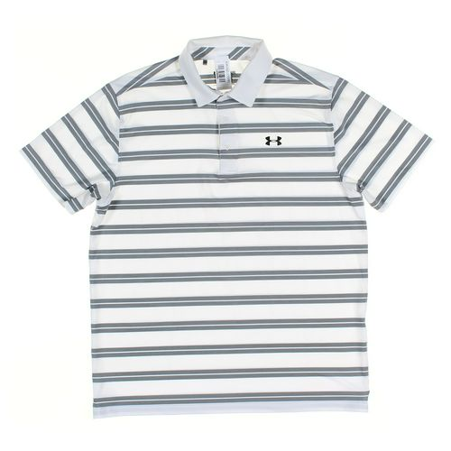 Under Armour Short Sleeve Polo Shirt in size XL at up to 95% Off - Swap.com