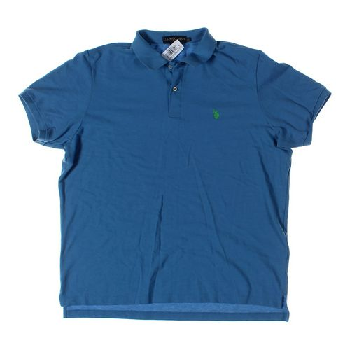 U.S. Polo Assn. Short Sleeve Polo Shirt in size XXL at up to 95% Off - Swap.com