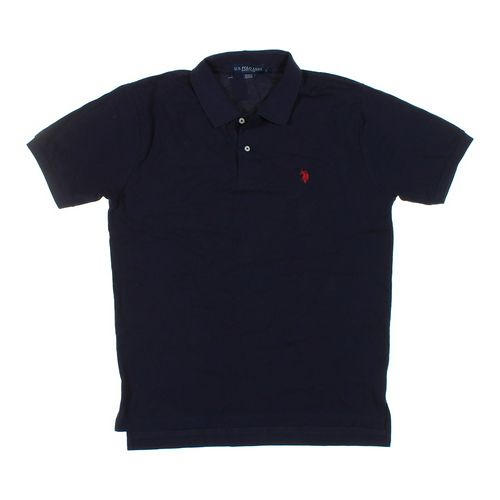 U.S. Polo Assn. Short Sleeve Polo Shirt in size L at up to 95% Off - Swap.com