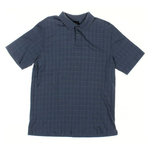 Van Heusen Short Sleeve Polo Shirt in size M at up to 95% Off - Swap.com
