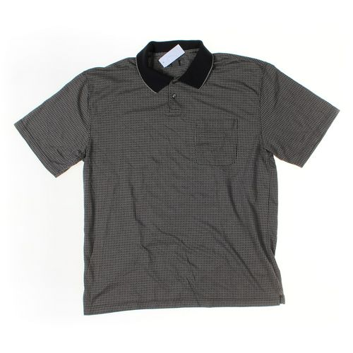 Van Heusen Short Sleeve Polo Shirt in size XL at up to 95% Off - Swap.com