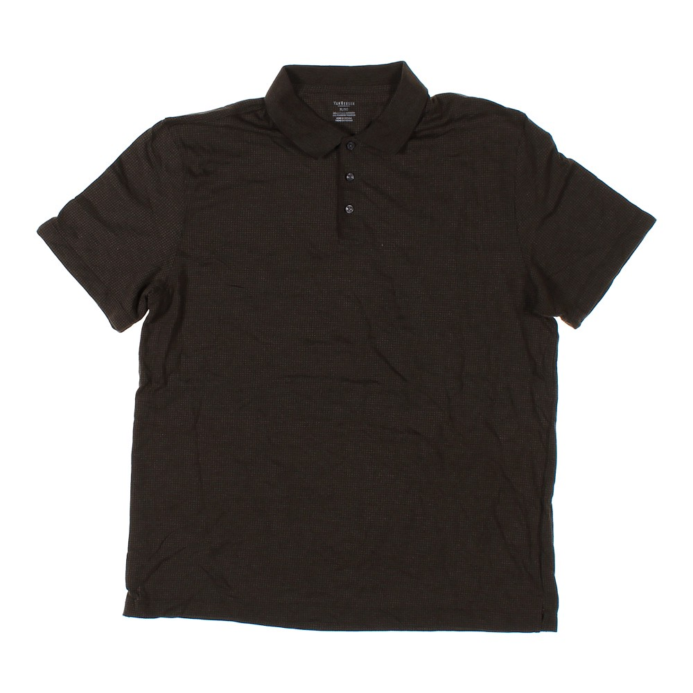 7097c8c7ca002 Van Heusen Short Sleeve Polo Shirt in size XL at up to 95% Off -