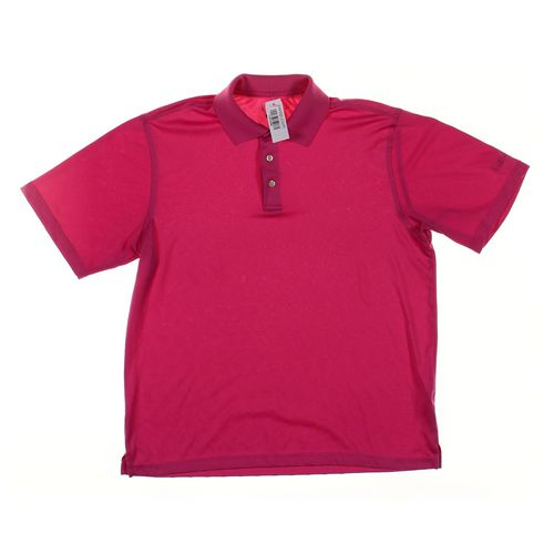 Walter Hagen Golf Apparel Short Sleeve Polo Shirt in size M at up to 95% Off - Swap.com