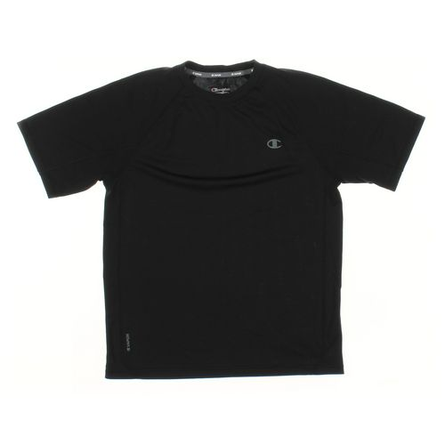 Champion Short Sleeve Shirt in size M at up to 95% Off - Swap.com