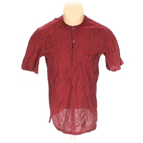 """Fabindia Short Sleeve Shirt in size 40"""" Chest at up to 95% Off - Swap.com"""