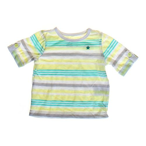 Carter's Short Sleeve Shirt in size 6 mo at up to 95% Off - Swap.com