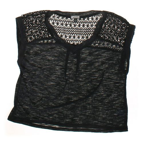 Eyeshadow Short Sleeve Shirt in size JR 11 at up to 95% Off - Swap.com