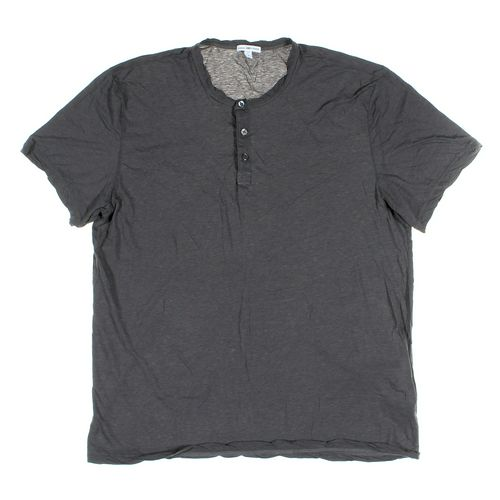 James Perse Short Sleeve Shirt in size L at up to 95% Off - Swap.com