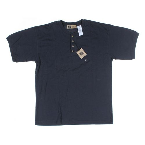 Lord & Taylor Short Sleeve Shirt in size L at up to 95% Off - Swap.com