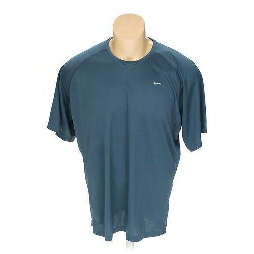 NIKE Short Sleeve Shirt in size 4XL at up to 95% Off - Swap.com
