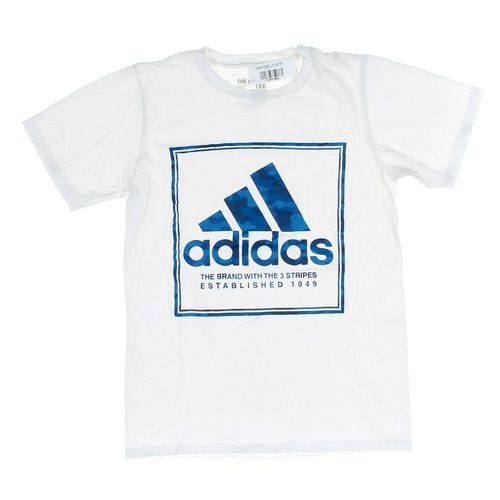 Adidas Short Sleeve T-shirt in size S at up to 95% Off - Swap.com