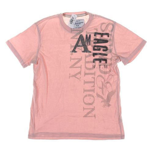 American Eagle Outfitters Short Sleeve T-shirt in size M at up to 95% Off - Swap.com