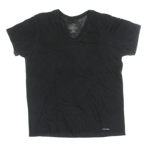 Calvin Klein Short Sleeve T-shirt in size M at up to 95% Off - Swap.com