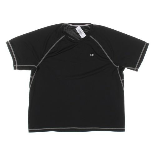 Champion Short Sleeve T-shirt in size XL at up to 95% Off - Swap.com