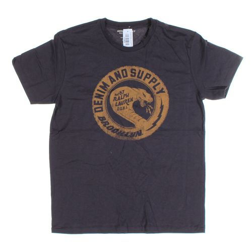 Denim & Supply by Ralph Lauren Short Sleeve T-shirt in size M at up to 95% Off - Swap.com