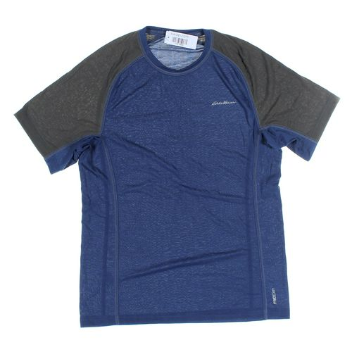 Eddie Bauer Short Sleeve T-shirt in size S at up to 95% Off - Swap.com