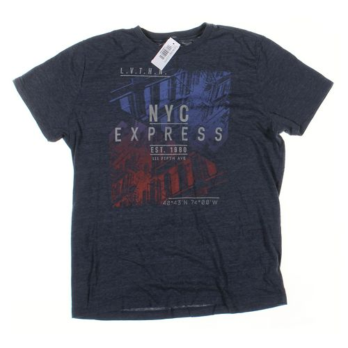 Express Short Sleeve T-shirt in size L at up to 95% Off - Swap.com