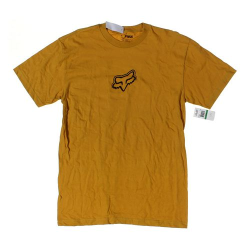 Fox Short Sleeve T-shirt in size L at up to 95% Off - Swap.com