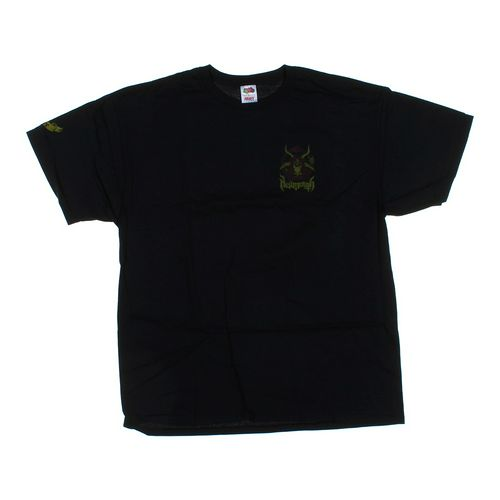 Fruit of the Loom Short Sleeve T-shirt in size XL at up to 95% Off - Swap.com